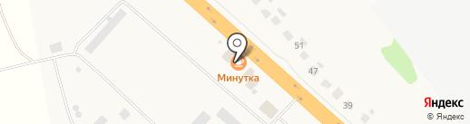 Минутка на карте Зеленинских Двориков