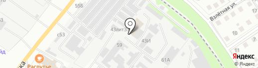 ТурбоМикрон на карте Липецка