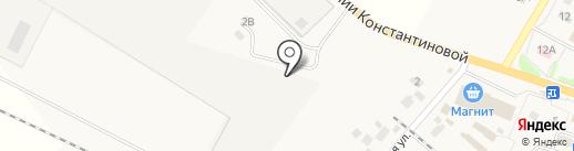 Магазин тканей на карте Копцевов Хутора