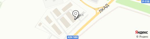 АгроНова на карте Липецка