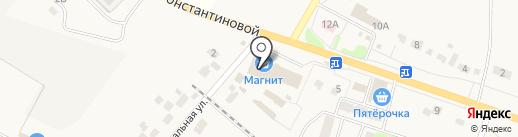 Русский текстиль на карте Копцевов Хутора