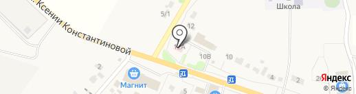 Имидж на карте Кузьминских Отвержек