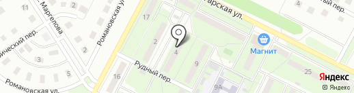 Стройпоставка-Л на карте Липецка