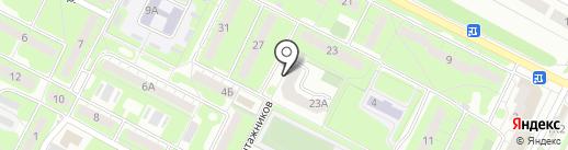 Институт профессиональных бухгалтеров и аудиторов Центрально-Черноземного региона на карте Липецка