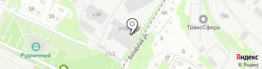 СМЦ Макспрофиль на карте Липецка