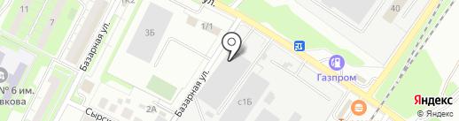 ЭлитСервис на карте Липецка