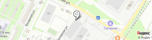 Автоцентр японских автомобилей на карте Липецка