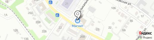 Премиум на карте Липецка
