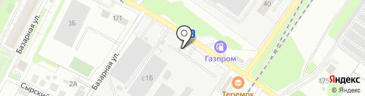 ПРОФБЕТОН на карте Липецка