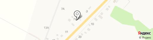 Дом Рыбака на карте Лениного