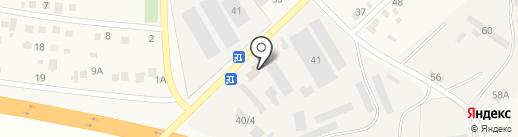 Автомойка на карте Чалтыря