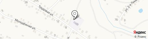 Детский сад №15, Улыбка на карте Чалтыря