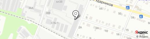 ВелТрейд на карте Липецка