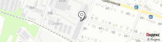 Ретал на карте Липецка