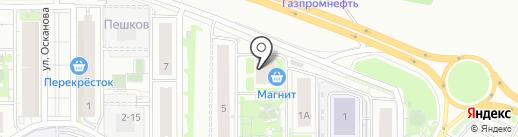 МАМАзин`чик на карте Липецка