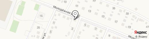 Юбилейный на карте Лениного