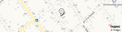Мясниковский районный Дом детского творчества на карте Чалтыря