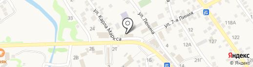 ФКП Росреестра, ФГБУ на карте Чалтыря