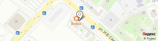 СУ-5 трест Липецкстрой-М на карте Липецка
