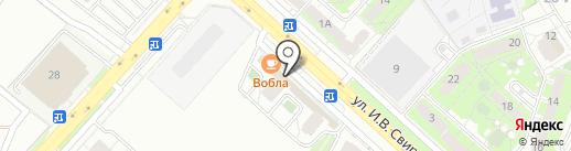 AvtoTO.ru на карте Липецка
