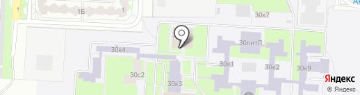 Комбинат питания на карте Липецка