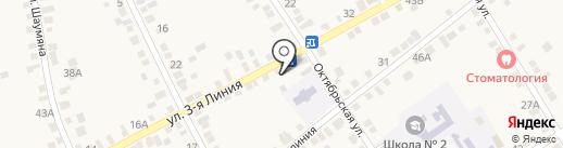 Аптека на карте Чалтыря