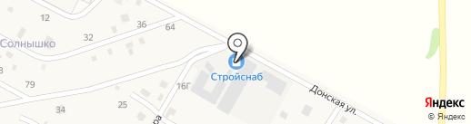 Стройснаб на карте Калинина