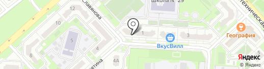 Little Kids на карте Липецка