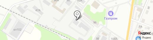 МойкаФур на карте Липецка