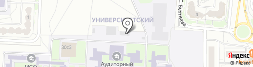 Издательство на карте Липецка