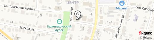 Рыбновская городская фотография на карте Рыбного