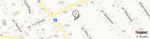 Социальный Компьютерный Сервис на карте Чалтыря