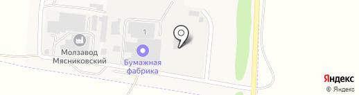 Верона на карте Чалтыря