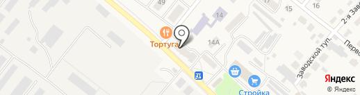 Магазин мобильных телефонов и аксессуаров на карте Рыбного