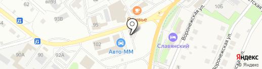 eXpertPRO на карте Липецка