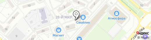 Levika studio на карте Липецка