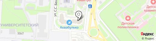 Феникс-Мобайл на карте Липецка
