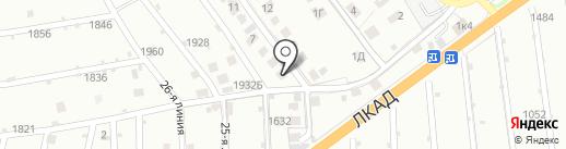 Мебельная компания на карте Липецка