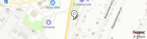 Hende is made на карте Липецка