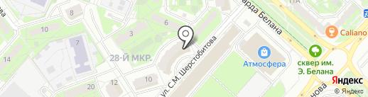 Таверна на карте Липецка