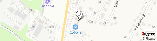 Покрышкин на карте Сырского
