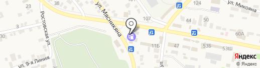 АЗС Поиск на карте Чалтыря