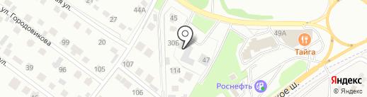 Теплосервис на карте Липецка