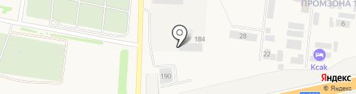 Торгово-производственная фирма на карте Чалтыря