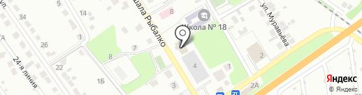 Престиж-Л на карте Липецка