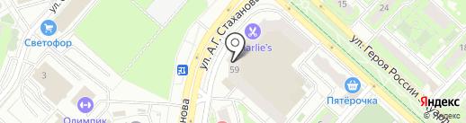 СУ-11 Липецкстрой, ЗАО на карте Липецка