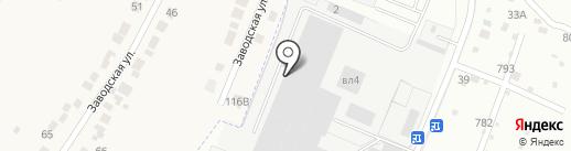 Маэстро на карте Липецка