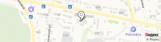 КСМ-ПАРТНЕР на карте Чалтыря