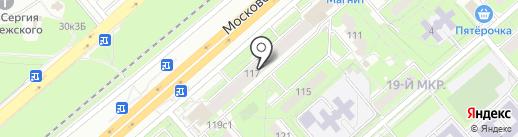 Ремонт+ на карте Липецка