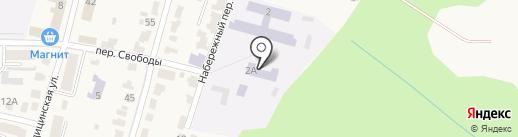 Детско-юношеский центр туризма на карте Рыбного
